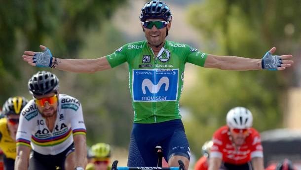 Valverde macht's besser als Sagan