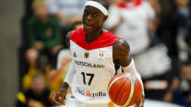Deutsche Basketballer verlieren gegen Türkei