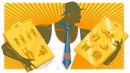 Der Brite und Olympia: Die Verfassungsväter des modernen Sports