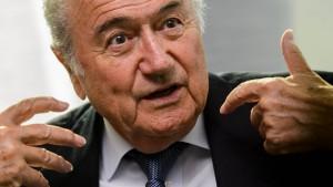 Ein anonymes Meldesystem - mehr Druck auf Blatter