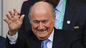 Blatters Fehleinschätzung