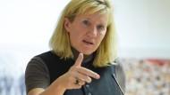 Ines Geipel: Die Vorsitzende des Doping-Opfer-Hilfe-Vereins hatte Unterstützungen erst möglich gemacht.