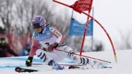Olympiasiegerin Rebensburg: Nach längerer Verletzungspause wieder im Weltcup aktiv