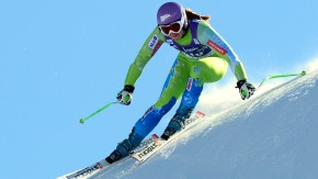 SKI-ALPINE-WOMEN-WC-TRAINING
