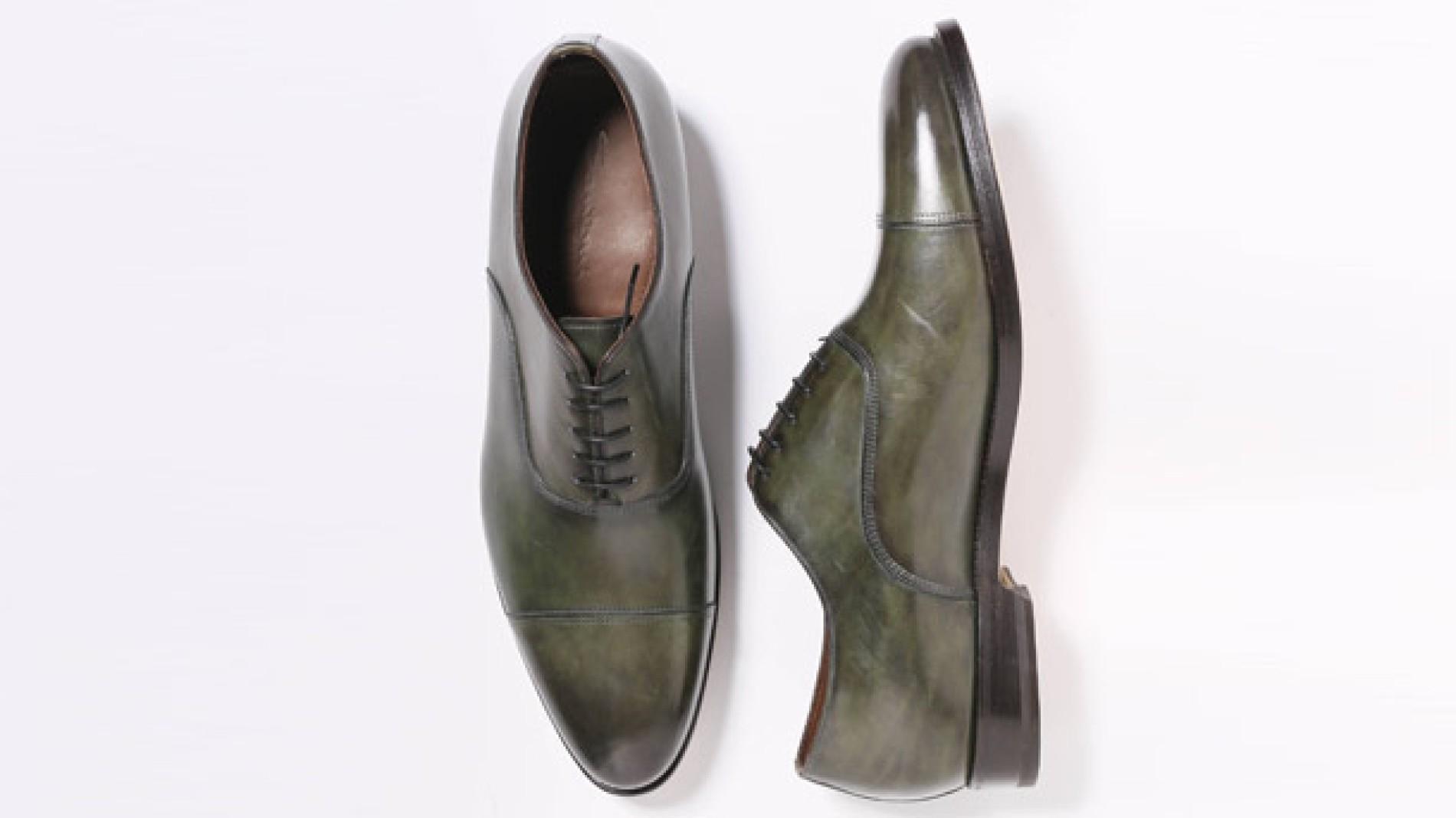 quality design b5a48 67d21 Italienische Schuhdörfer: Schuhe ab Hof - Mode & Design - FAZ