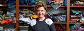 Ein Umweg über den Käse: Für ihre eigene Marke Carmina Campus recycelt Ilaria Venturini Fendi Müll