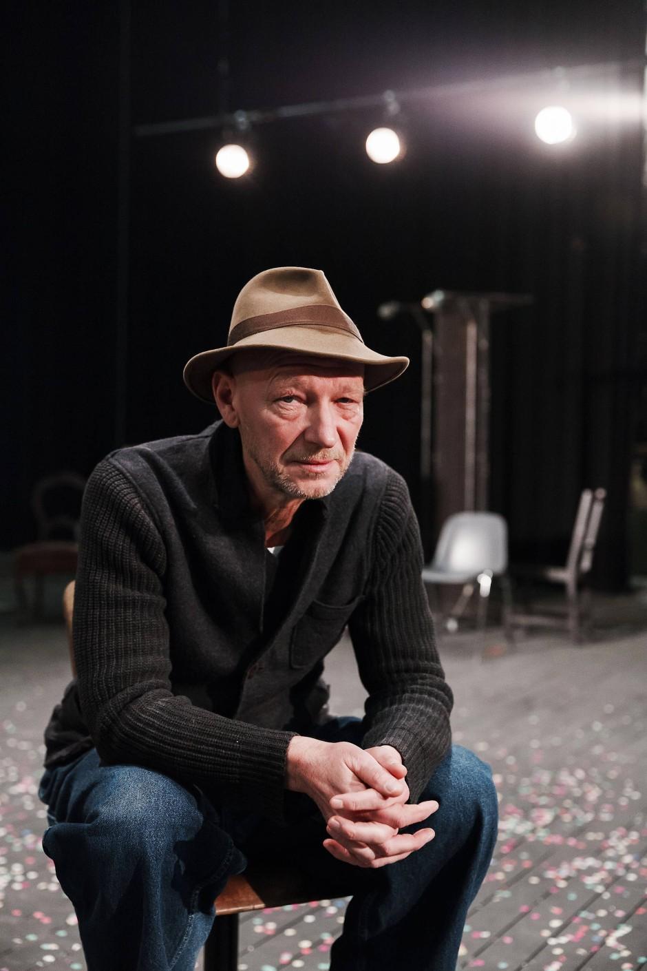 Luk Perceval wird am 30. Mai 60 Jahre alt. Der aus Belgien stammende Theatermacher ist seit 2009 leitender Regisseur des Hamburger Thalia-Theaters.