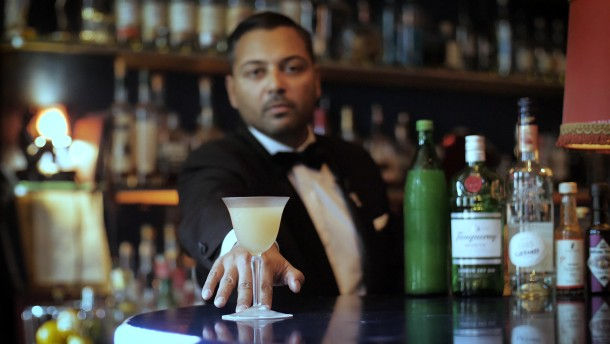 Ingwer für den Herbst-Cocktail