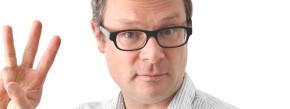 Drei Zutaten - mehr, glaubt Hugh Fearnley-Whittingstall, braucht ein gutes Gericht nicht.