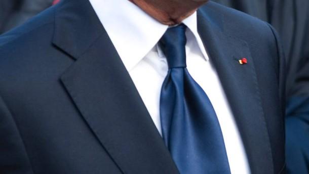 50. Jahrestag der Rede Charles de Gaulles an die deutsche Jugend -  Bei dem Festakt im Schloß Ludwigsburg werden u.a. Bundeskanzlerin Nagela Merkel und Frankreichs Staatspräsident Francois Hollande erwartet
