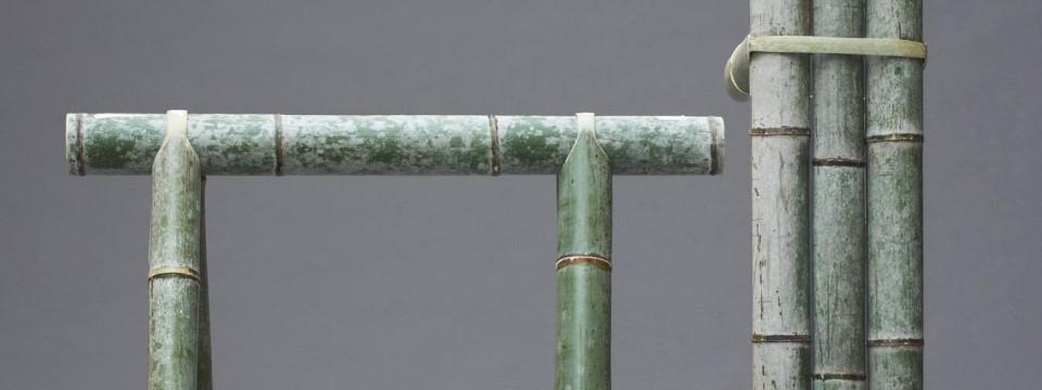 Bambus im Wohnzimmer: Schlicht und ergreifend - Drinnen & Draußen ...