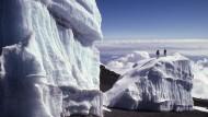 Dixiklo im Gletscher