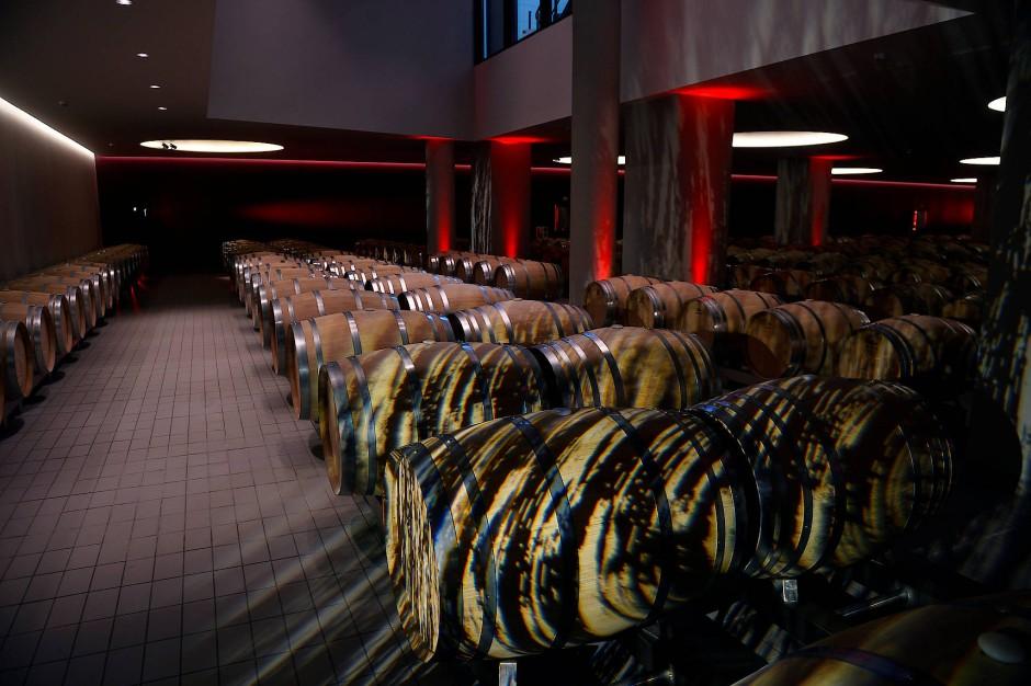 Weinfässer der Vega Sicilia: Langer Gärungsprozess, teure Weine