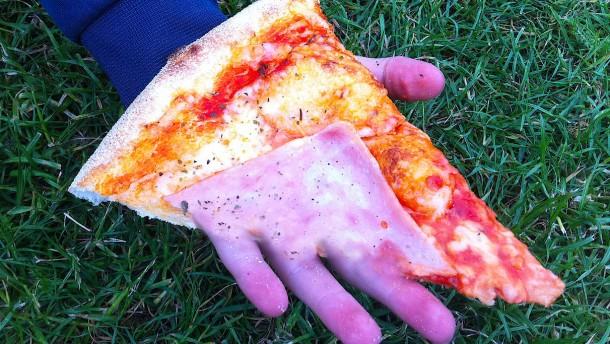 Kann Pizza die Welt retten?