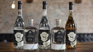 Der Premium Gin aus dem East End