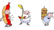 Überraschendes Ergebnis: In Restaurants sollen laut einer Studie die Kindergerichte ungesünder sein als bei McDonald's und Co.