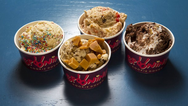 Spooning Cookie Dough Berlins Erster Keksteig Bar