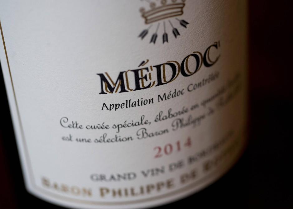 Medoc 2014 (Rothschild)