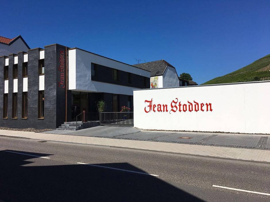 Außenansicht: Weingut Stodden in Rech an der Ahr.