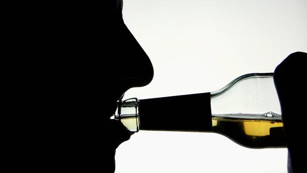 Studie: Alkoholabhängige sterben früher