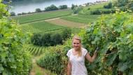 Nach der Karriere als Weinkönigin wollte sich Lisa Bunn dem Wein lieber seriös annähern.