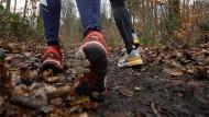 """""""Bei Fieber ein absolutes No-Go"""": Laufen im Herbst"""