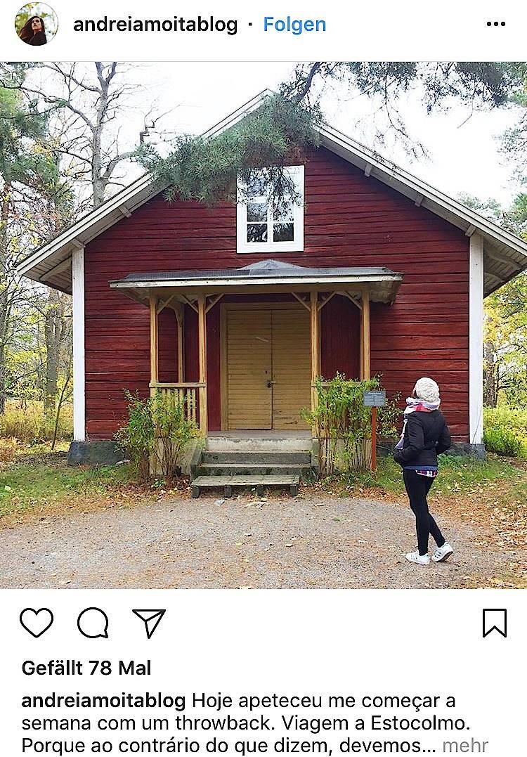 Schweden, wie man es kennt.