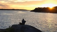 Sommer in Schweden - pures, unverfälschtes, seligmachendes Glück.