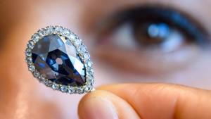 Historischer Diamant für mehr als fünf Millionen Euro versteigert
