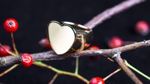 Ein Ringfinger kann auch was fürs Herz sein