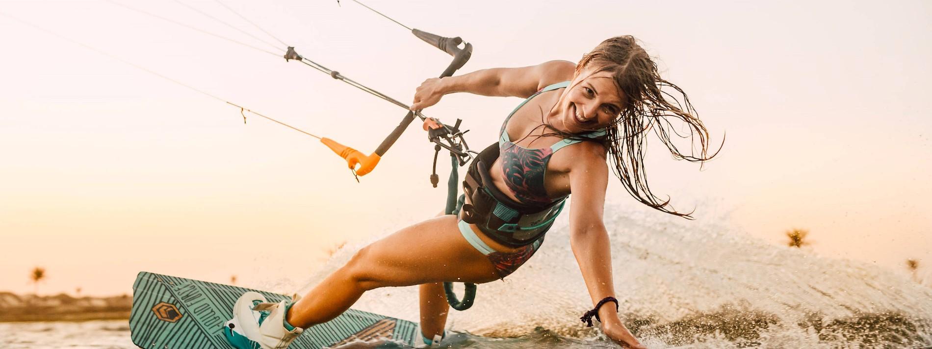 Mit diesen Bikinis kann man wirklich Sport machen