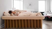 """Eins, zwei, drei, Bett: Das Modell von """"Room in a box"""" kommt per Post und ist schnell einsatzbereit."""