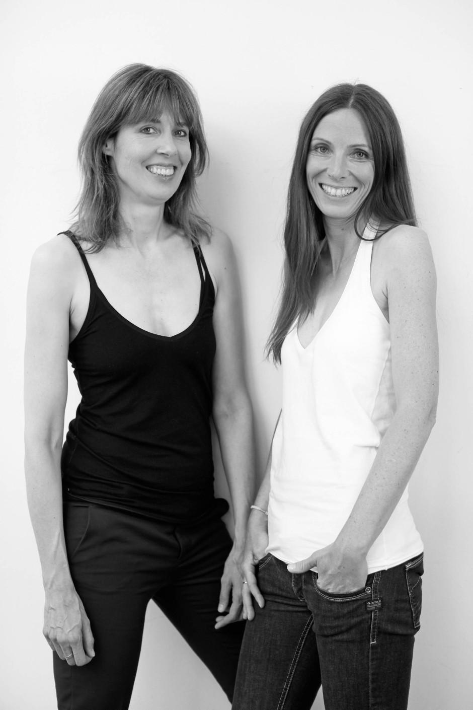 BHs für Frauen mit kleinen Brüsten: Gabriele Meinl und Bianca Renninger von Aikyou