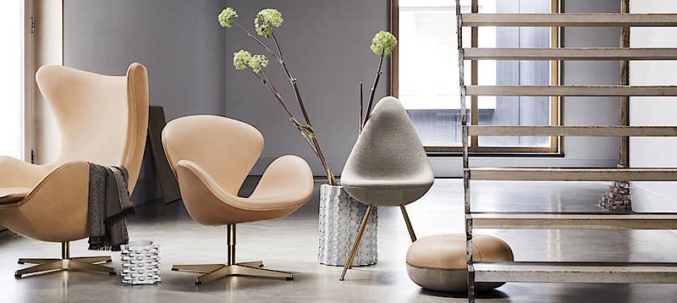Architekt Und Designer Arne Jacobsen