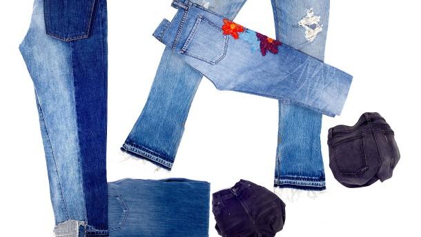 Die Skinny Jeans geht, die Levi's kommt zurück