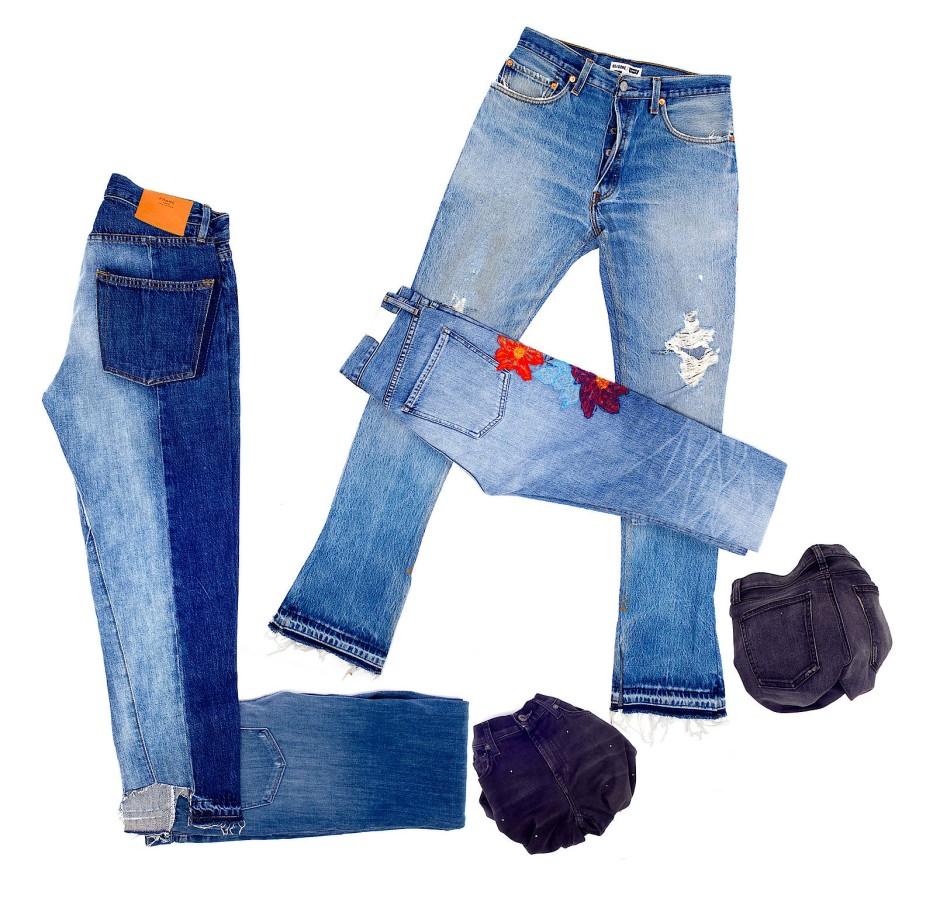 bild zu levi s feriert comeback und verdr ngt die skinny jeans bild 1 von 1 faz. Black Bedroom Furniture Sets. Home Design Ideas