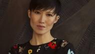Auf dem Boden geblieben: Sandra Choi, die Nichte des Gründers, entwirft Jimmy Choo.