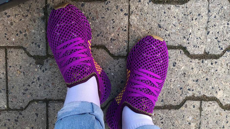 Sneaker Kolummne: Adidas Deerupt Gohan