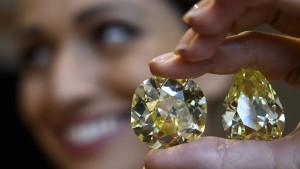 Donnersmarck-Diamanten zu haben