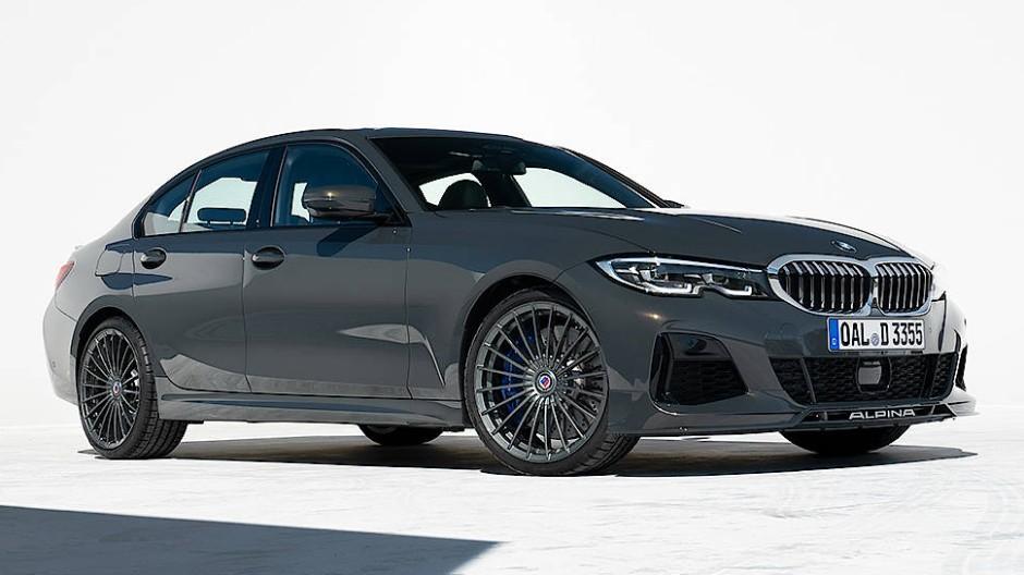 BMW Alpina D3 S Touring im Fahrbericht
