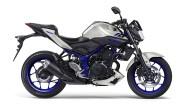 Die Yamaha MT-03 basiert auf dem Sportler YZF-R3.