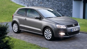 Volkswagen Polo vorne