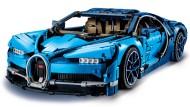 Der Bugatti Chiron von Lego Technic