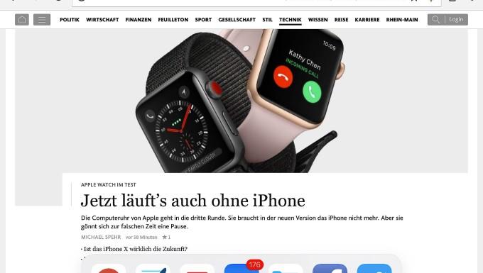 Das kann das neue iOS 11 auf dem iPad
