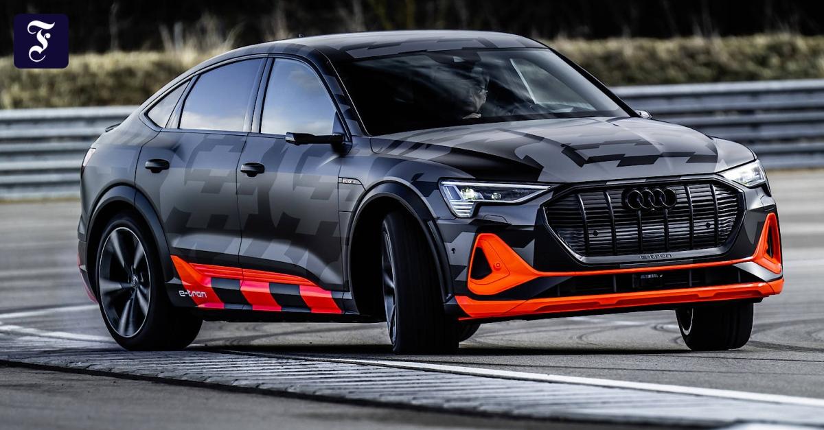 Audi E-Tron: Drei Motoren für vier Räder