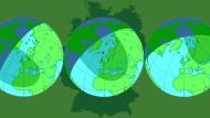 Das müssen Sie über die Sonnenfinsternis wissen