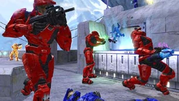 Roter Teppich für Computerspiele
