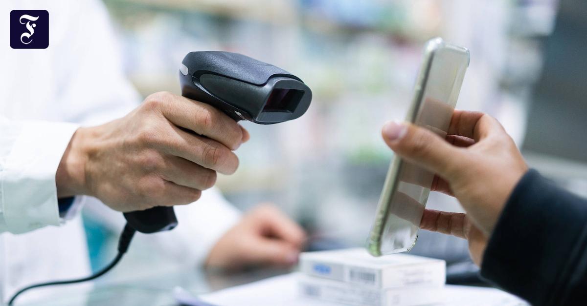 Elektronisches Rezept wird Pflicht: Medikament aus dem Smartphone - FAZ - Frankfurter Allgemeine Zeitung