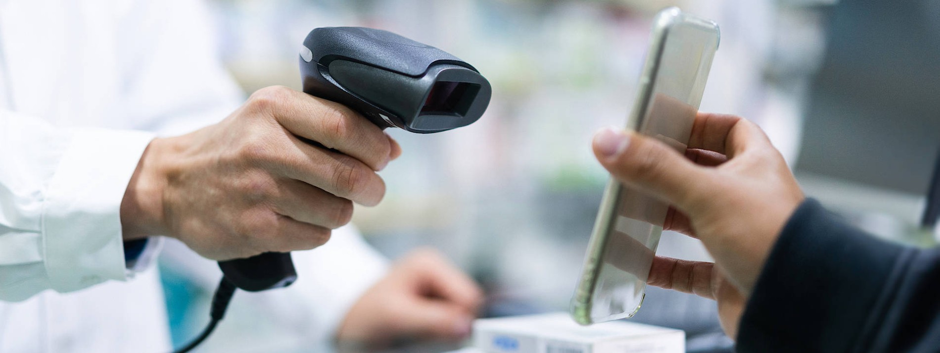 Medikament aus dem Smartphone