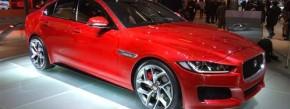 Eines der wichtigsten Autos der Messe: Jaguar XE